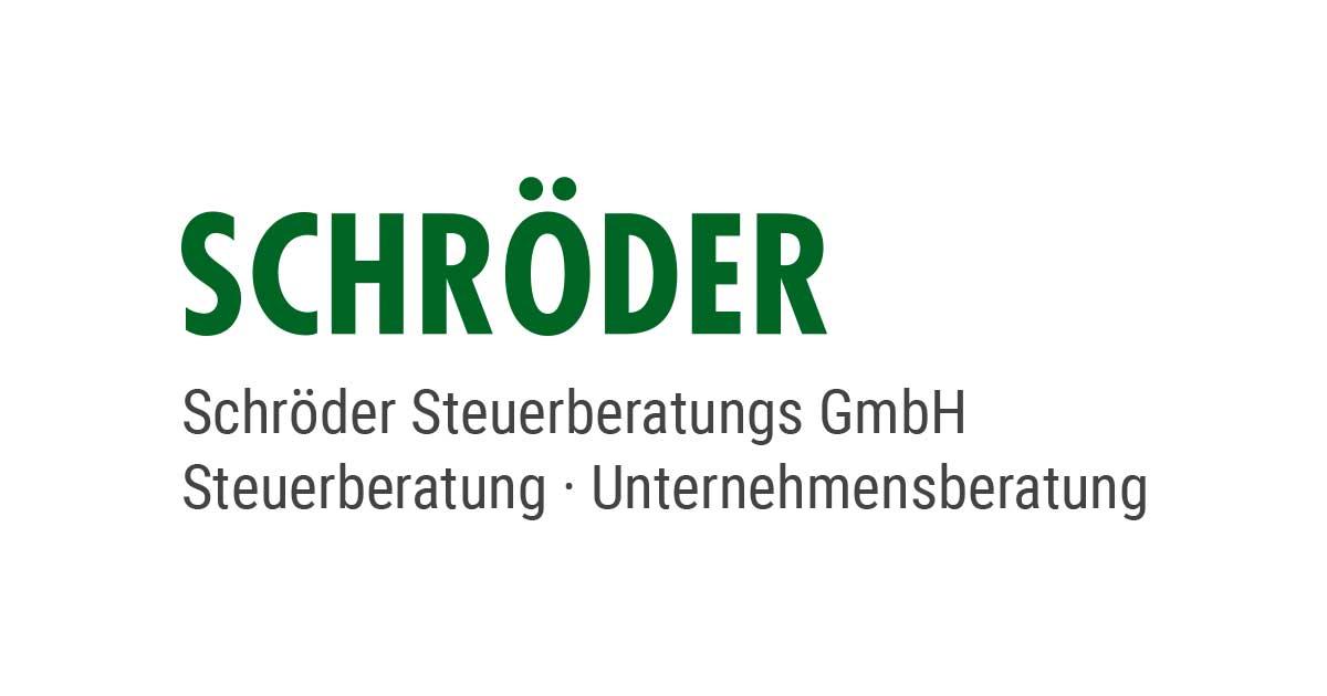Schröder Steuerberatungs GmbH Steuerberatung · Unternehmensberatung