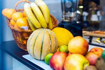 Kostenfreier Obstkorb